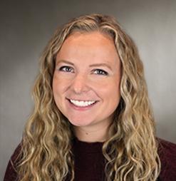 Annika Creps : Human Resources Assistant